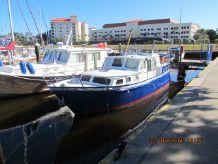 1987 Dutch Custom Canal Boat Z Yacht