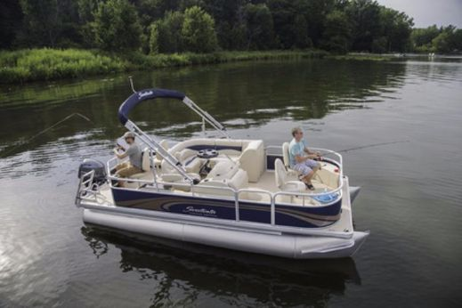 2016 Sweetwater SW 2086 FC