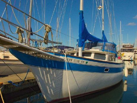 1977 Islander Yachts Freeport 41 Ketch