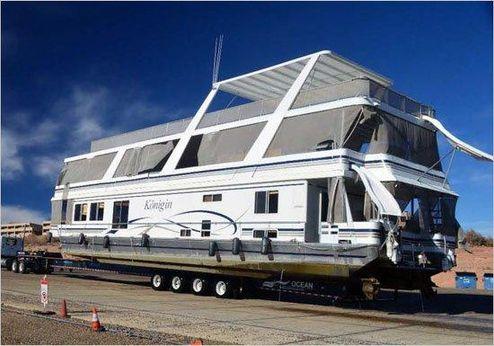 2005 Stardust Houseboat