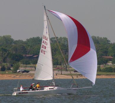 1999 J Boats J/80