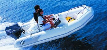 2015 Zodiac Rib 340 Yachtline