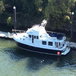 2008 American Tug 41 Trawler