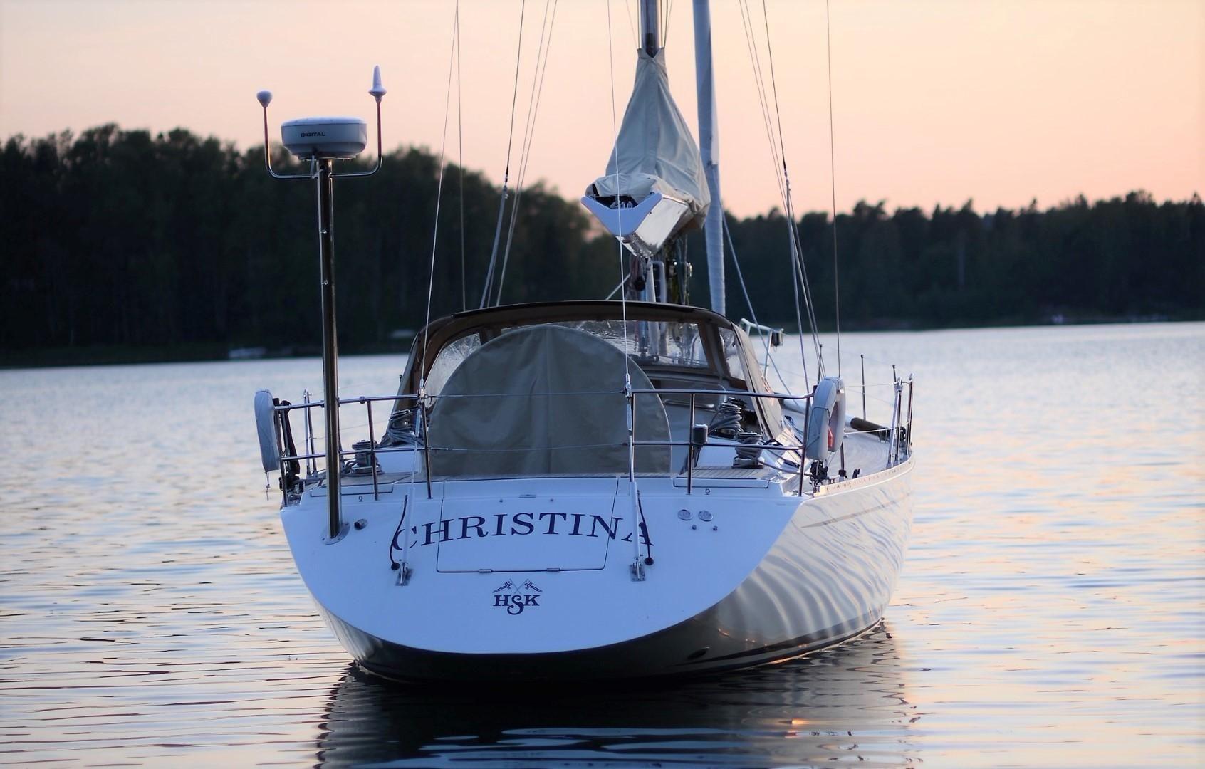 2003 Sweden Yachts 45 Seil Bt Til Salgs Refit Active Single Mono Faucet