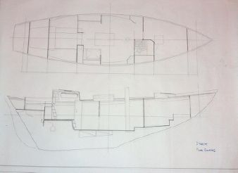 thumbnail photo 1: 2006 Laurent Giles 54' Steel Gaff Rigged Cutter