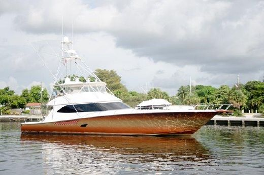 2010 Viking Sportfisherman