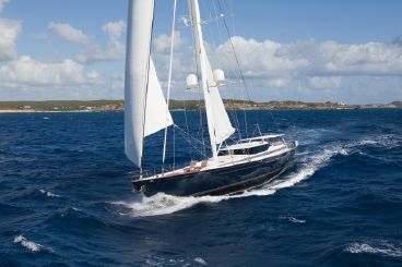 thumbnail photo 2: 1996 Alloy Yachts 37