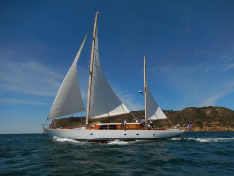 1961 Custom Ketch