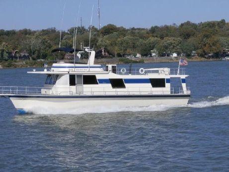 1993 Pluckebaum Coastal Yacht