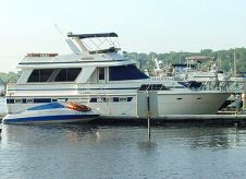 1989 Jefferson Marquessa 52 Extended Deckhouse