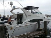 2001 Carver 350 Mariner