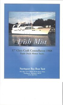 1968 Chris-Craft Connie