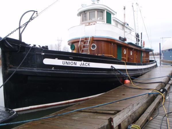 Cool Trawler I Saw Page 2 Trawler Forum