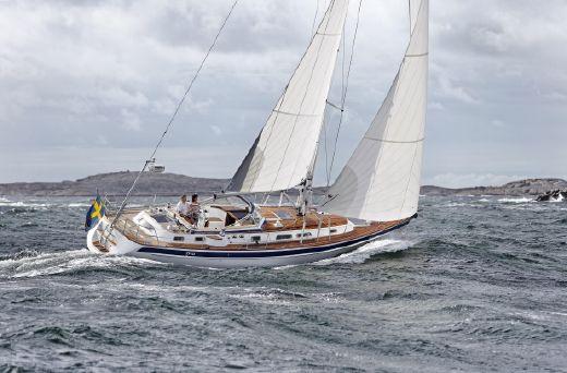 2007 Hallberg-Rassy 43 MKII