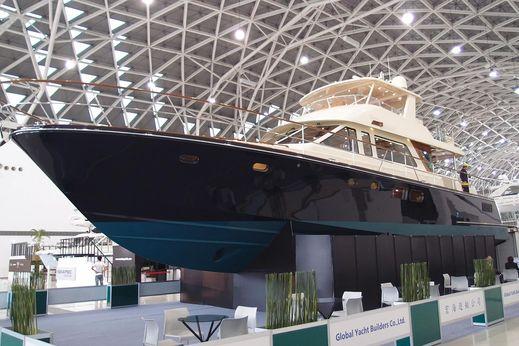 2017 Hunt Yachts 72