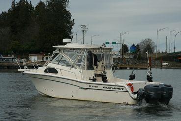thumbnail photo 2: 2015 Grady-White Marlin 300