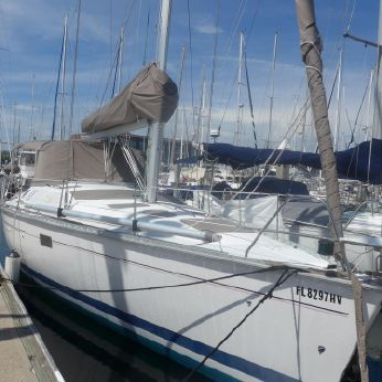 1994 Hunter 40.5 Legend Sloop