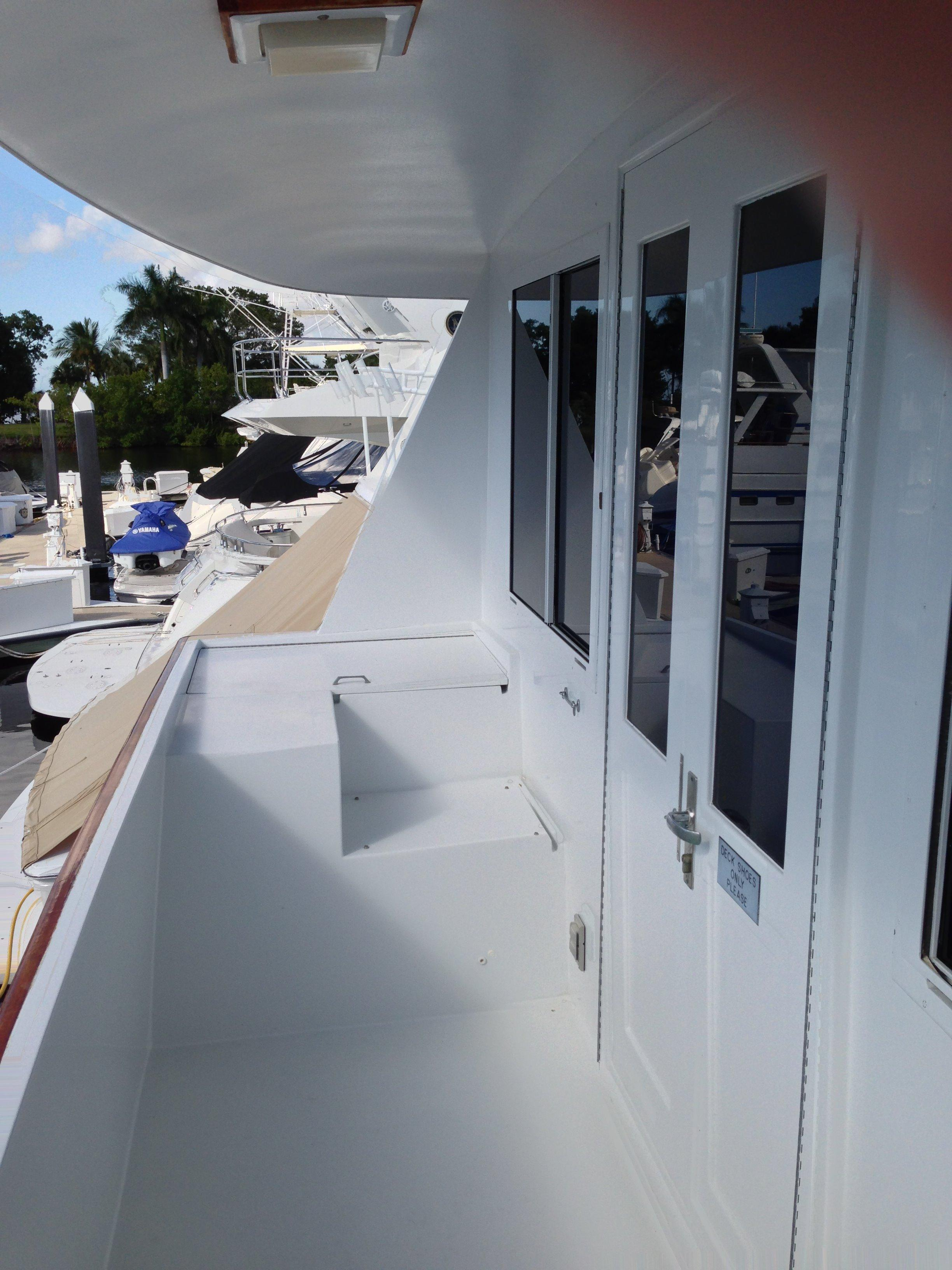 photo of 67' Hatteras 67 Cockpit Motor Yacht