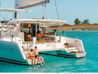 Lagoon 42 boats for sale - YachtWorld