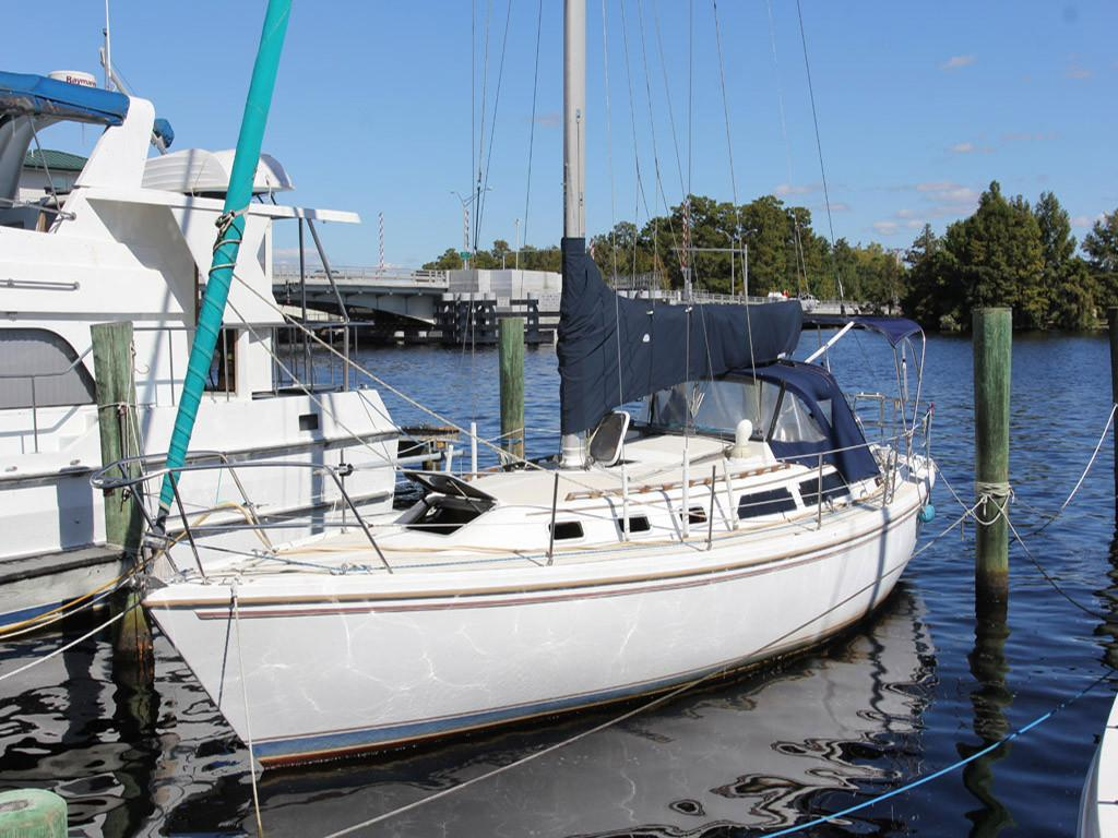 1988 catalina 34 sail boat for sale www yachtworld com rh yachtworld com 1986 catalina 34 owners manual Catalina 34 Specifications