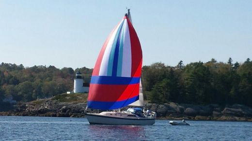 1982 O'day Sloop