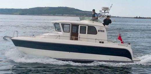 2007 Viking Marin 285