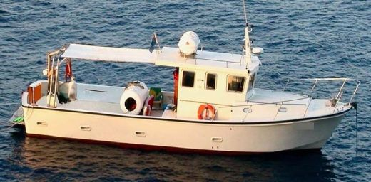 2003 14m Work Boat