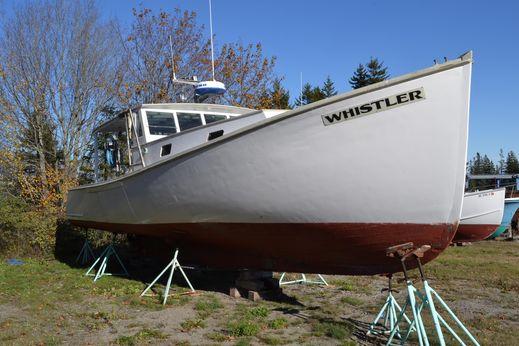 1970 Richard Alley Lobster Boat - 14