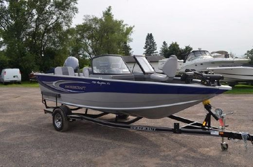 2016 Smoker Craft 182 Pro Angler XL