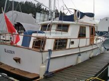 1978 Chb Tri Cabin Puget Trawler