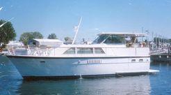 1972 Hatteras Motor Yacht