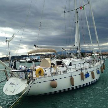 1999 Nauticat 515 sloop