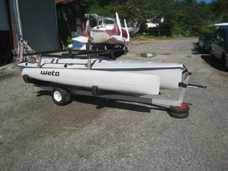 2011 Weta 4.4m - Hull No. 550