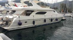 2002 Ferretti Yachts 72