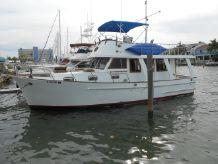1982 Marine Trader 36 Europa Trawler