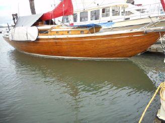 1959 Kettenburg k40 hull # 1