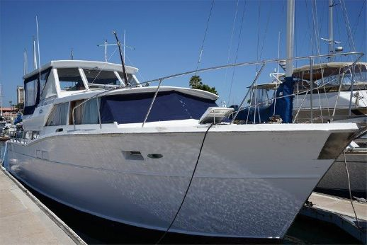 1968 43' Chris Craft Corinthian