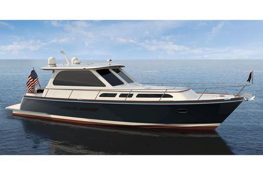 2017 Hunt Yachts 46