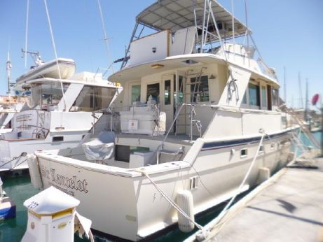 1980 Hatteras Yacht Fisher