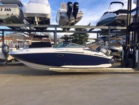 2018 Hurricane SunDeck 2200 OB