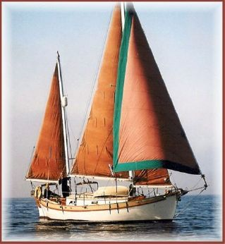 1978 Dreadnought Tahiti Ketch
