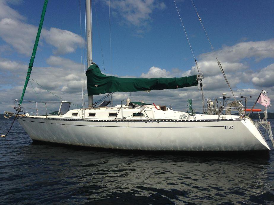 1983 Tartan 33 Sail Boat For Sale - www yachtworld com