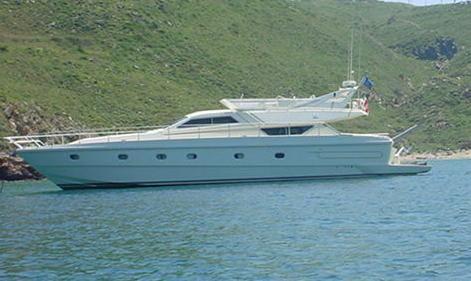 1992 Ferretti 175 1992
