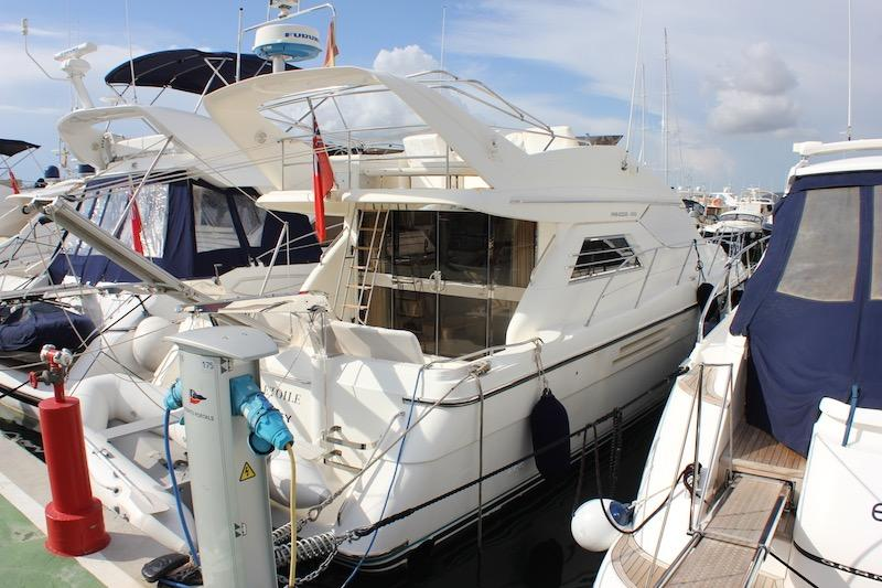 1992 Princess 455 Power New and Used Boats for Sale  www