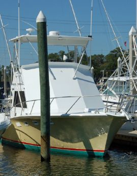 1973 Egg Harbor 33 Sportfisherman