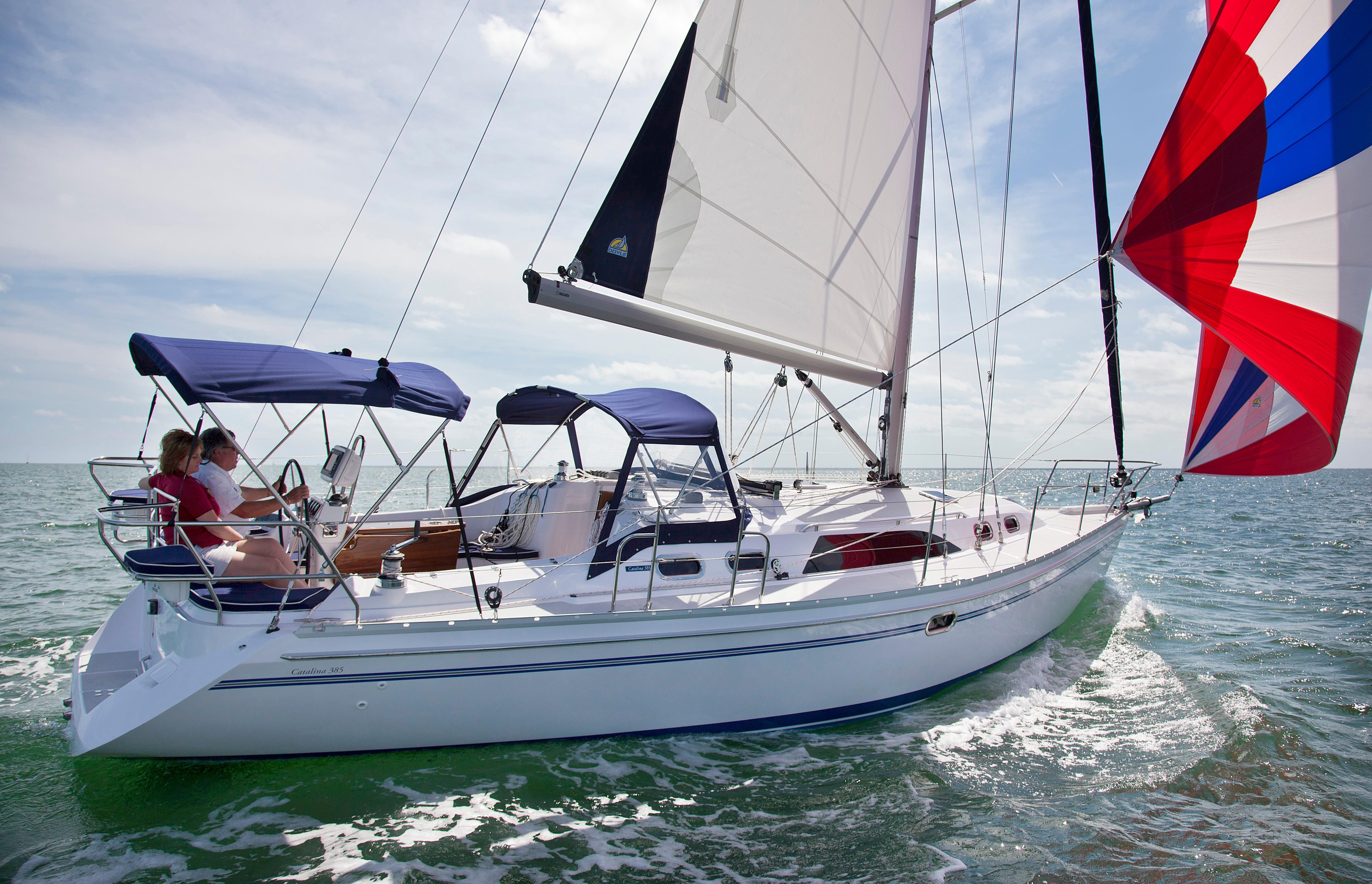 2018 Catalina 385 Sail Boat For Sale - www.yachtworld.com