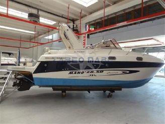 2005 Mano Marine Mano 26.50 Cruiser