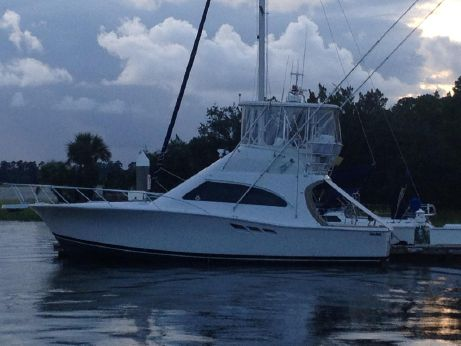 2000 Luhrs 36 Convertible