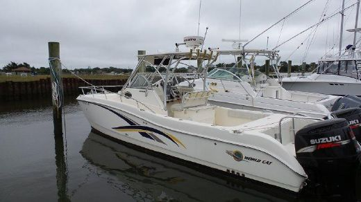2006 World Cat 270 SC