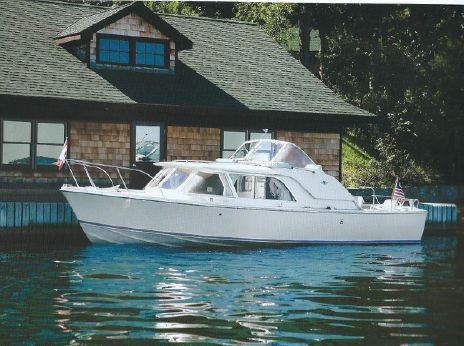 1969 Bertram 31 Express Cruiser